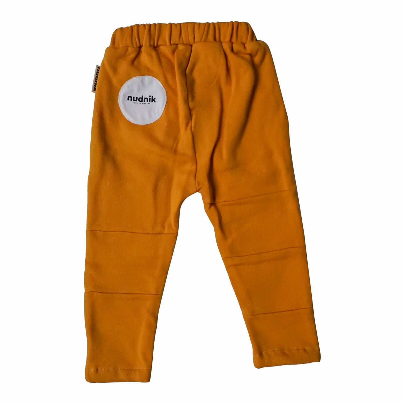 INNOVATOR JOGGER in Happy Yellow - NUDNIK