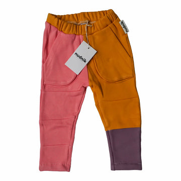 Innovator Jogger in Colourblock - NUDNIK