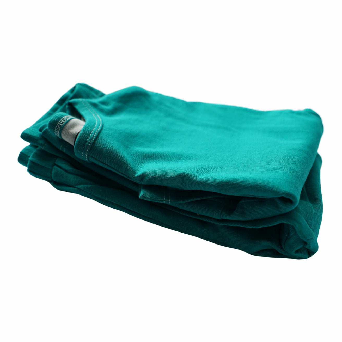 ORIGINATOR TEE in Treat Teal - NUDNIK