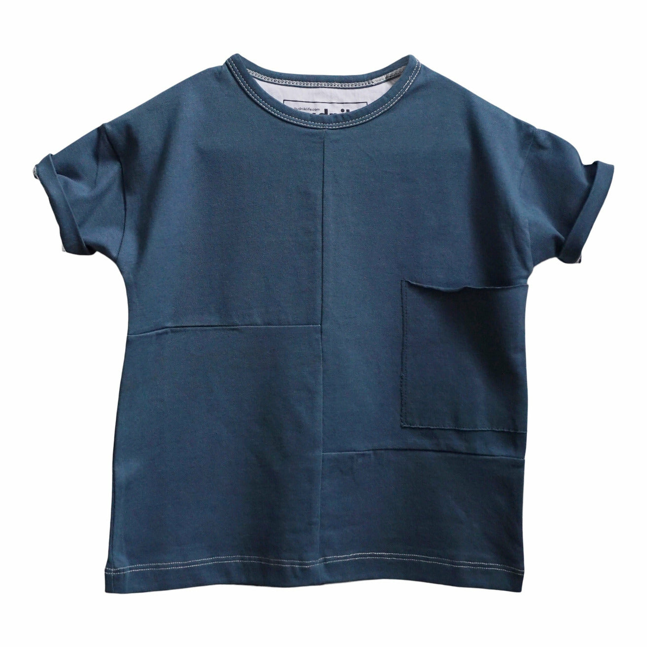DISRUPTOR TEE | Blue Moon - NUDNIK