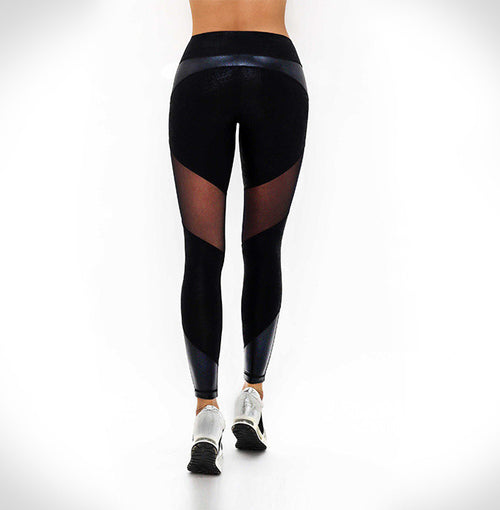Brucey Legging in Black