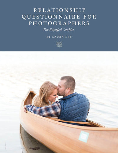 Relationship Questionnaire for Wedding Photographers