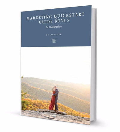 The Marketing Quickstart Guide for Wedding Photographers