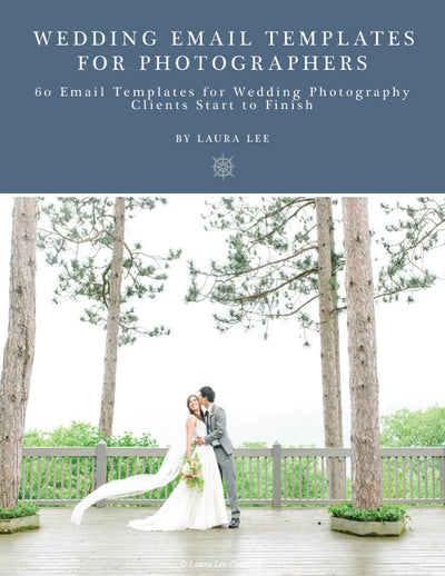 Wedding Email Templates for Photographers