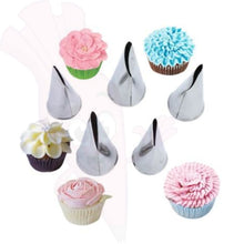 Flower Tip Piping Tools (5 Piece Set)
