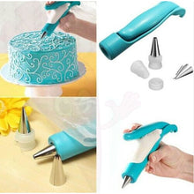 Pastry Pen Dispenser With Nozzle Set