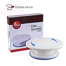 Spinner Cake Turntable Cake Decorating