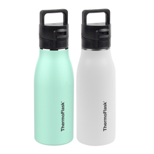 ThermoFlask® Travel Mug with FlipLock Lid Two Pack, 17 oz
