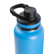 Thermoflask Bottle with Chug Lid and Straw Lid, 18oz - Available in Five Colors