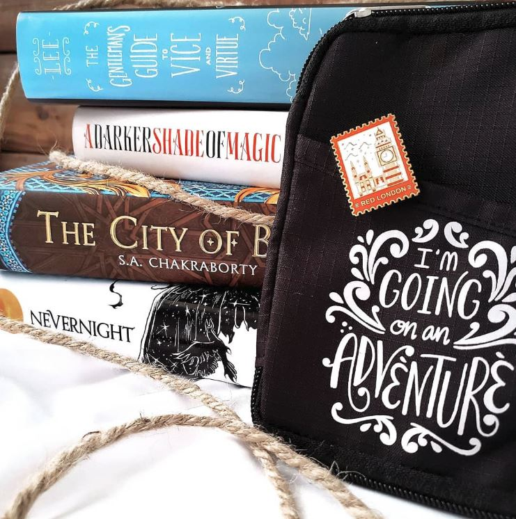 Adventures with OwlCrate