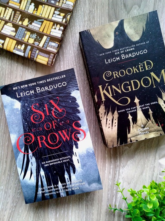 Book Review: Six of Crows Duology