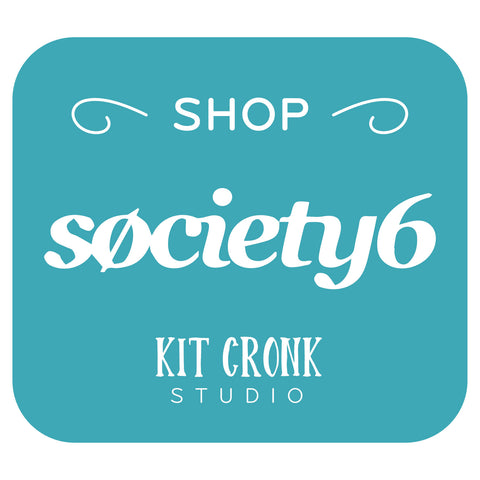 Society6 Kit Cronk Studio