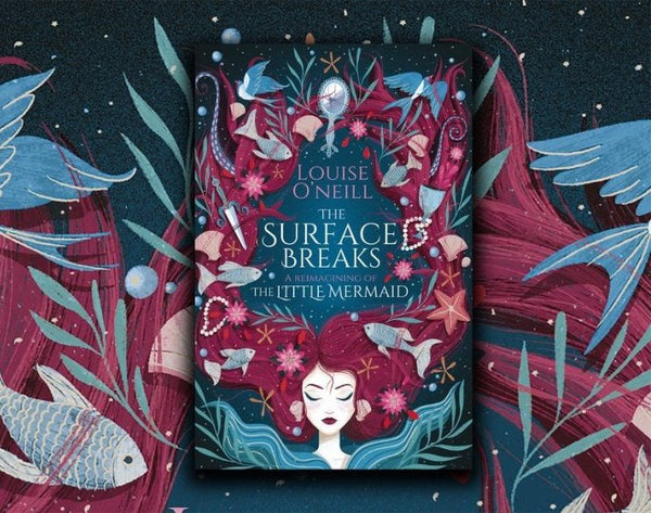 surface breaks feminist mermaid book