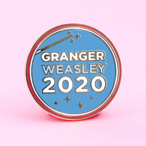 granger weasley harry potter pin clever clove