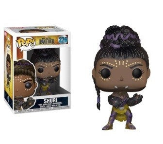 Shuri Pop Vinyl Black Panther