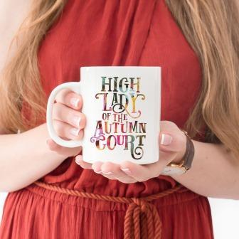 High Lady Autumn Mug