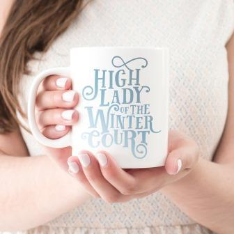 High Lady Winter Mug