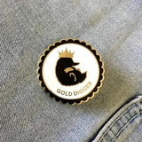 Niffler Gold Digger Enamel Pin Harry Potter Gift