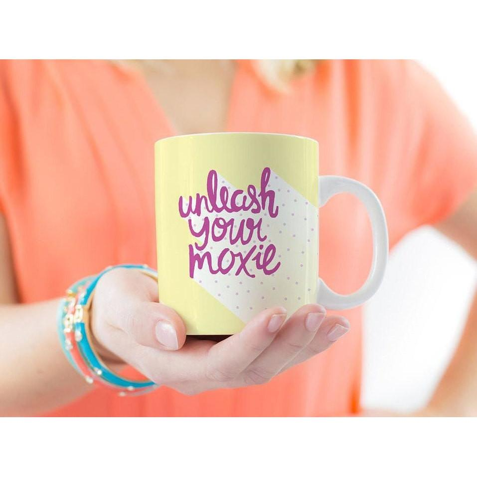 Coffee Mug - Unleash Your Moxie