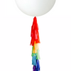 "Balloon Tail Kit - "" RAINBOW "" - Balloonies Studio"