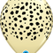 30cm Cheetah Spot Balloon - Balloonies Studio