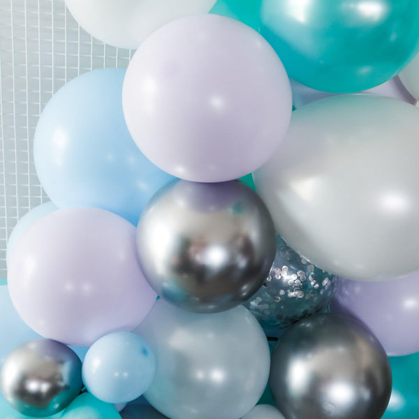 Balloon Garland Kit - Aquamarine - Balloonies Studio