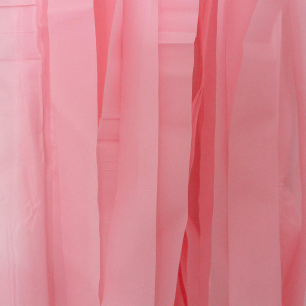Streamer Hangings - Pale Pink - Balloonies Studio