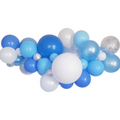 Balloon Garland Kit Blue - Balloonies Studio