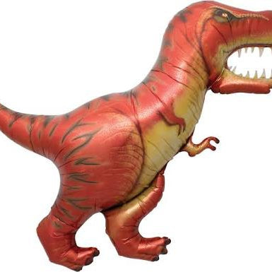 Jumbo T-Rex Balloon - Balloonies Studio
