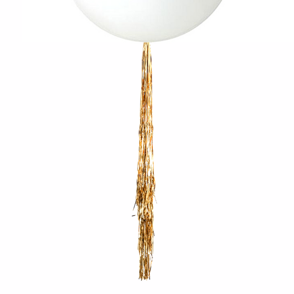 Balloon Tail Kit - Gold - Balloonies Studio