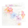FLORAL LUNCHEON NAPKIN - PACK OF 20 - ILLUME PARTYWARE - Balloonies Studio