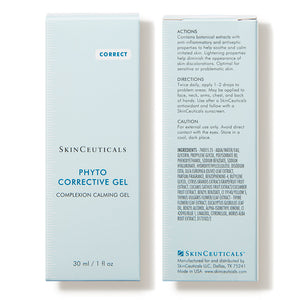 Phyto Corrective Gel (1 fl. oz.) - A hydrating facial gel that soothes sensitive and problem skin.