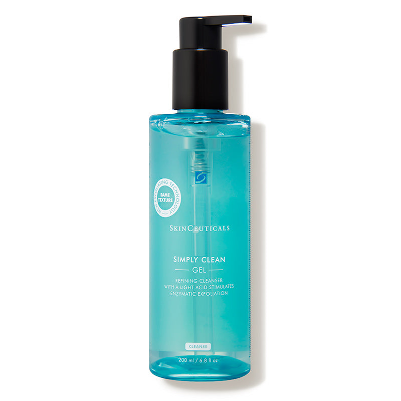 Simply Clean (6.8 fl. oz.) - A gentle face wash that removes impurities without stripping your skin
