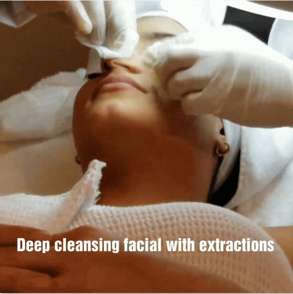 Deep Cleansing Facial With Extraction
