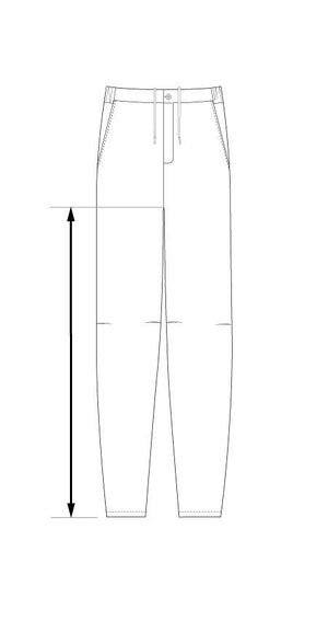 Measure Inside Leg