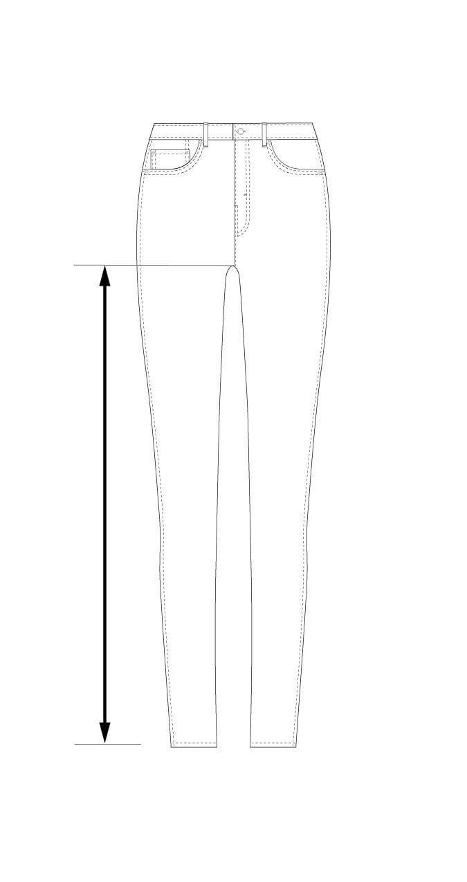 Measure Inseam Length