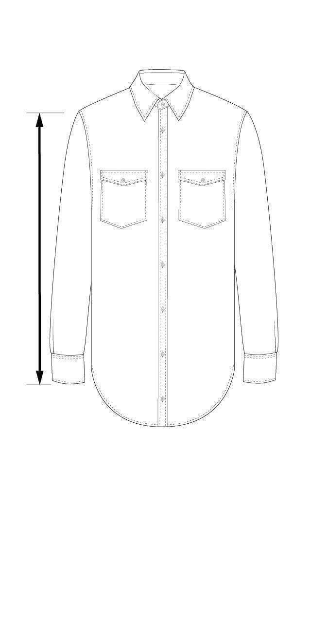 Measure Sleeve Length