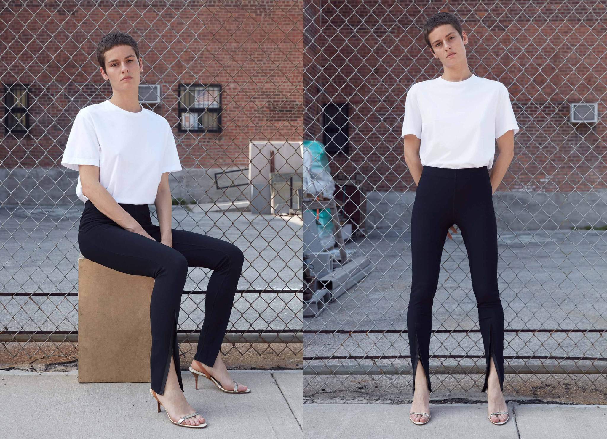Wardrobe NYC wardrobe No Color / OS WOMAN 01 TAILORED 4 PIECE