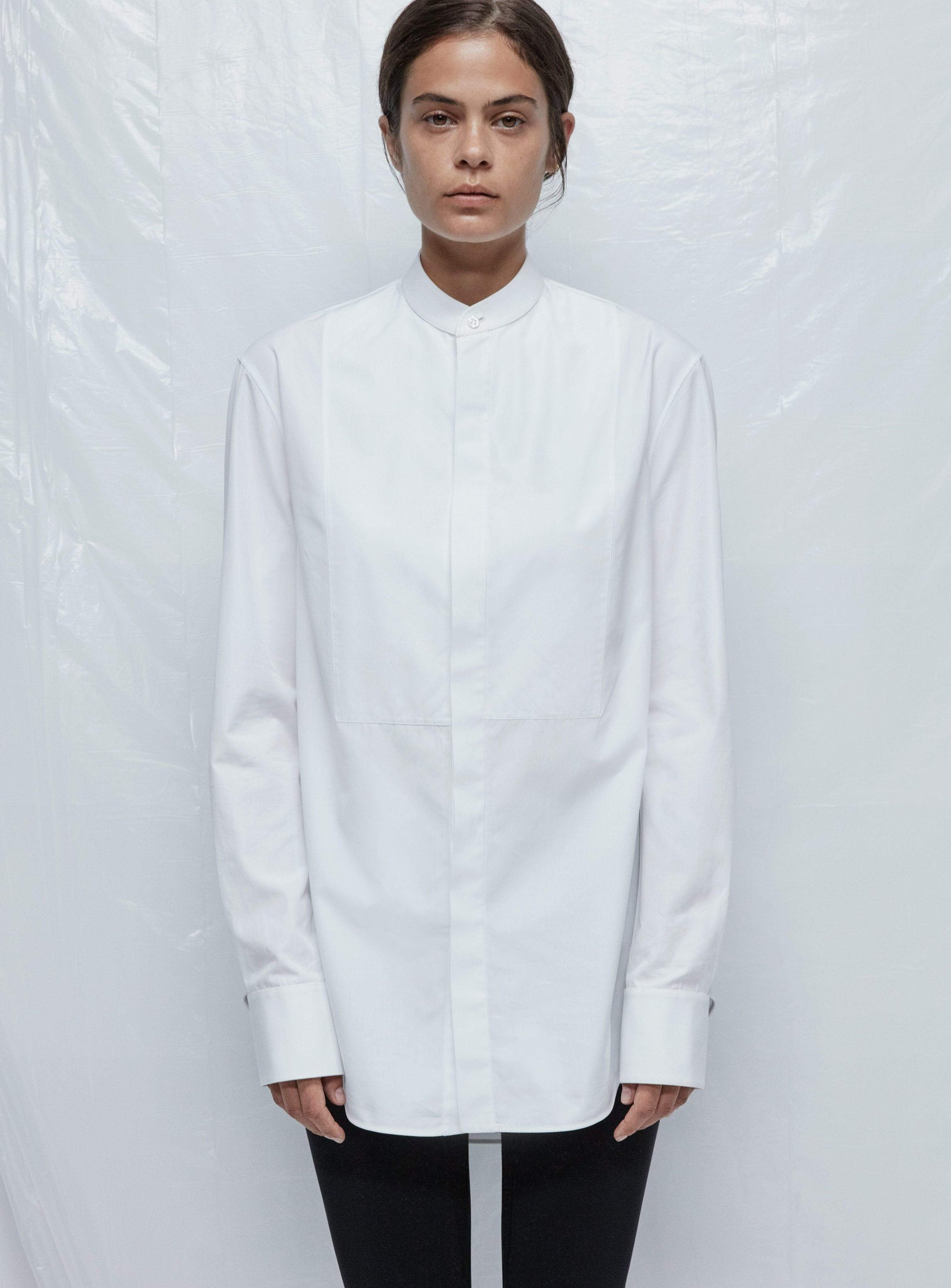 Wardrobe NYC Tops Shirt |W01