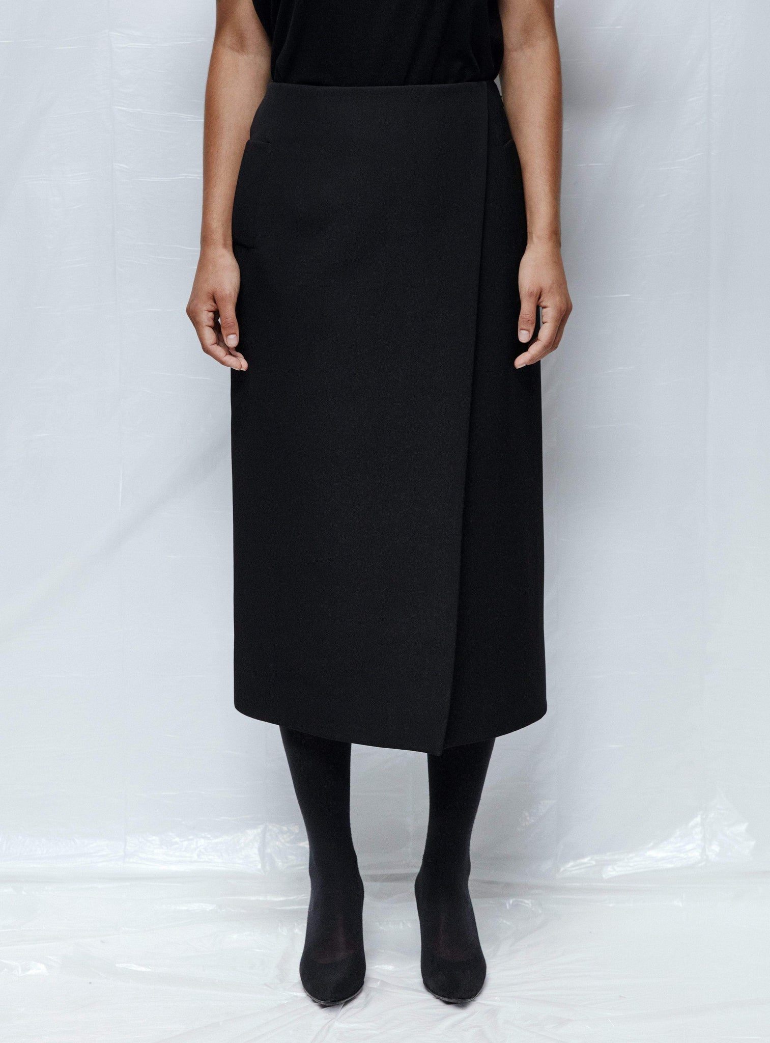 Wardrobe NYC Bottoms Skirt |W01