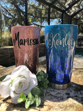 Custom Glitter 20oz Tumbler - Shipping Option