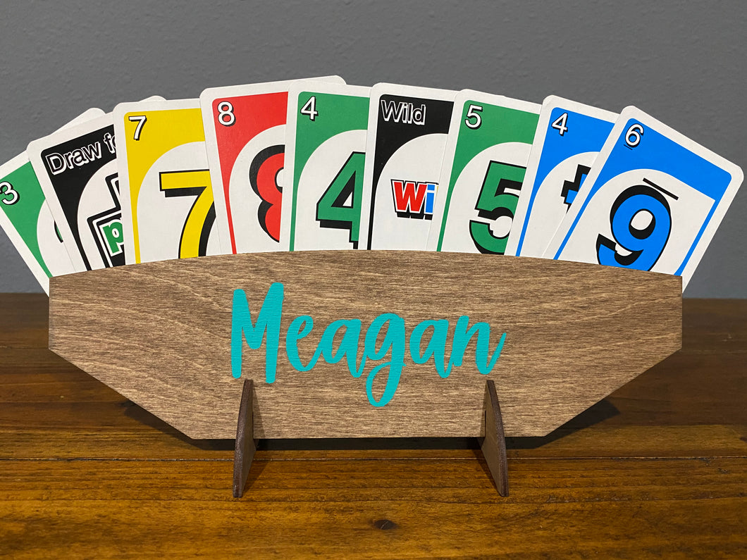 DIY Take Home Kit - Playing Card Holder