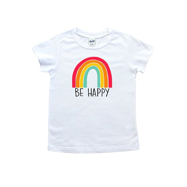 Be Happy T Shirt