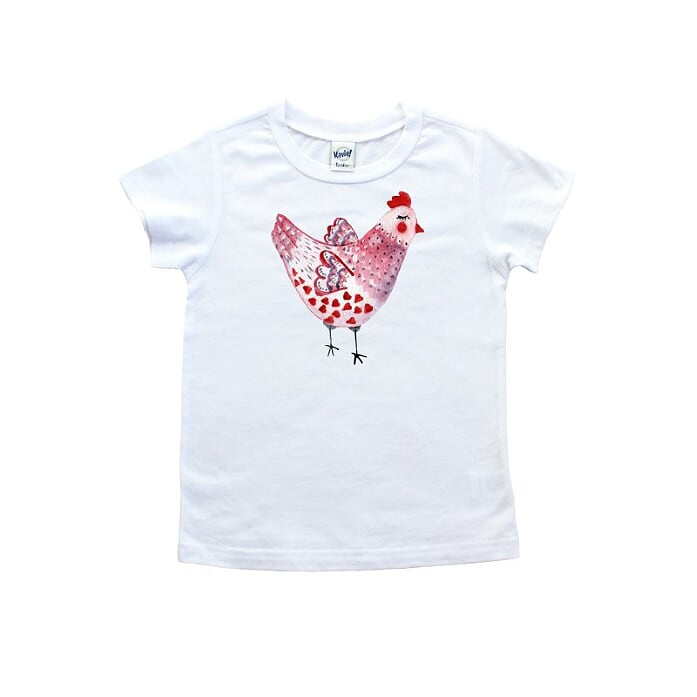 Chicken T shirt