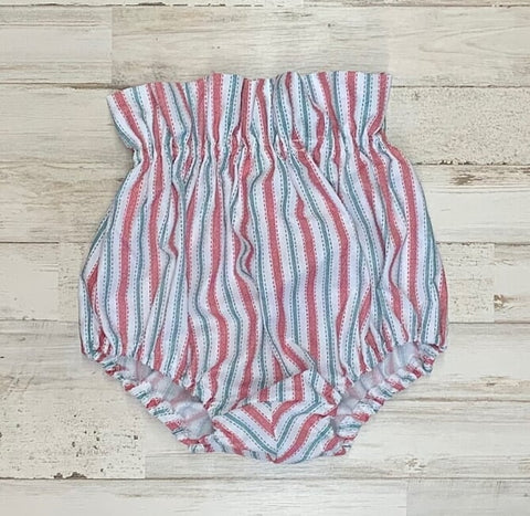 Christmas Stripes Bloomers