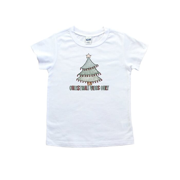 Christmas Vibes Only T Shirt