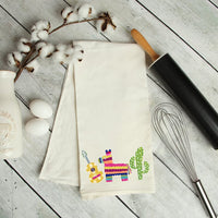 Fiesta Kitchen Tea Towel