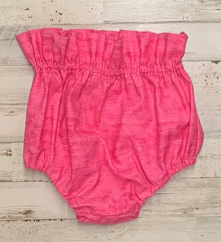 Flamingo Pink Bloomers