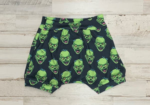 Frankenstein Shorties