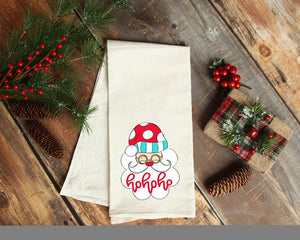 Ho Ho Ho Santa Kitchen Towel